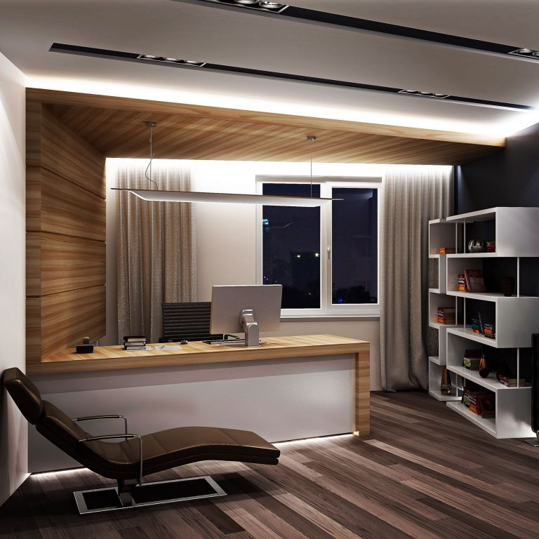 Best Home Office Design Idea top trendy v byvani