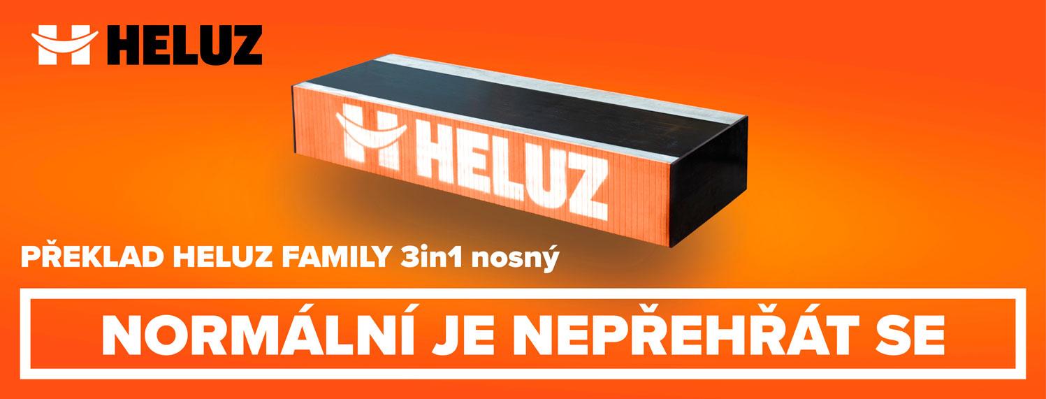 Heluz Family 3v1
