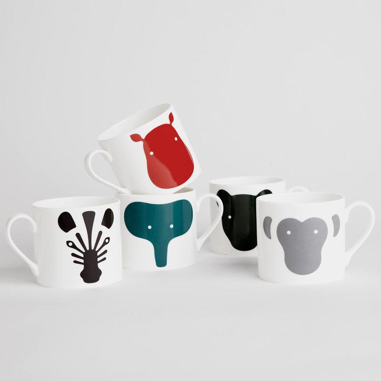 EO animal mug all 4 square