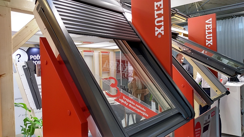 velux trojsklo stresne okna stavebnictvo coneco racioenergia ekobyvanie toptrendy